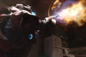 Ludi Lin playing Murk in DC Aquaman Movie