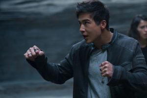 Ludi Lin Saban Power Ranger Movie