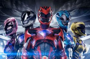 Ludi Lin Saban Power Rangers Movie