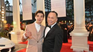 Ludi Lin Hawaiian European Cinema Film Festival Gala