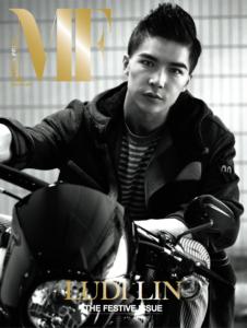 Ludi Lin MF Magazine Cover