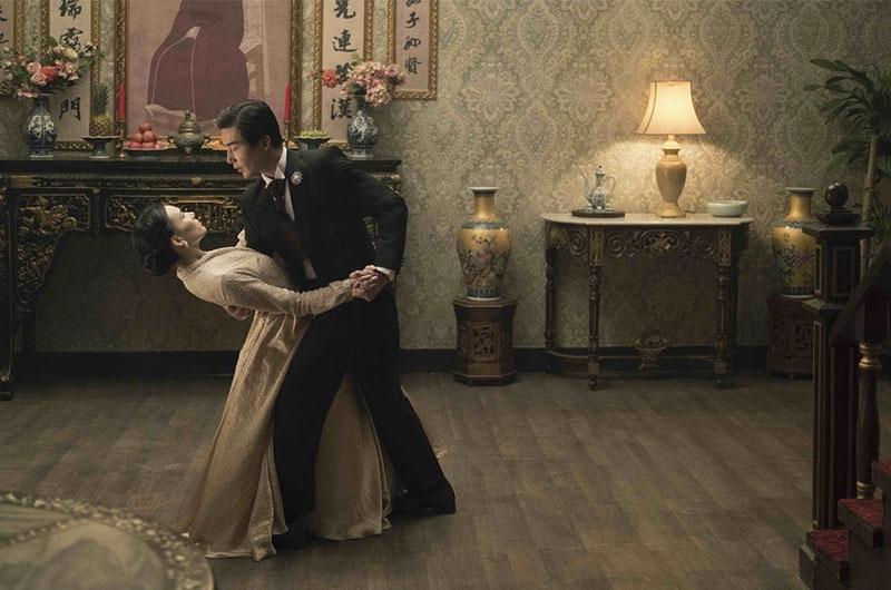 the ghost bride ludi lin dancing