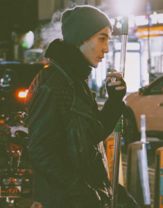 In A New York Minute Ludi Lin Behind The Scene