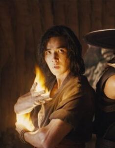 Mortal Kombat Movie Ludi Lin