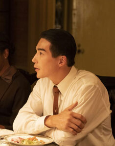 Ludi Lin on Son of the South Movie